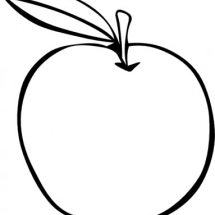 fruit-clip-art-apple_coloring_fruit_clip_art_11324
